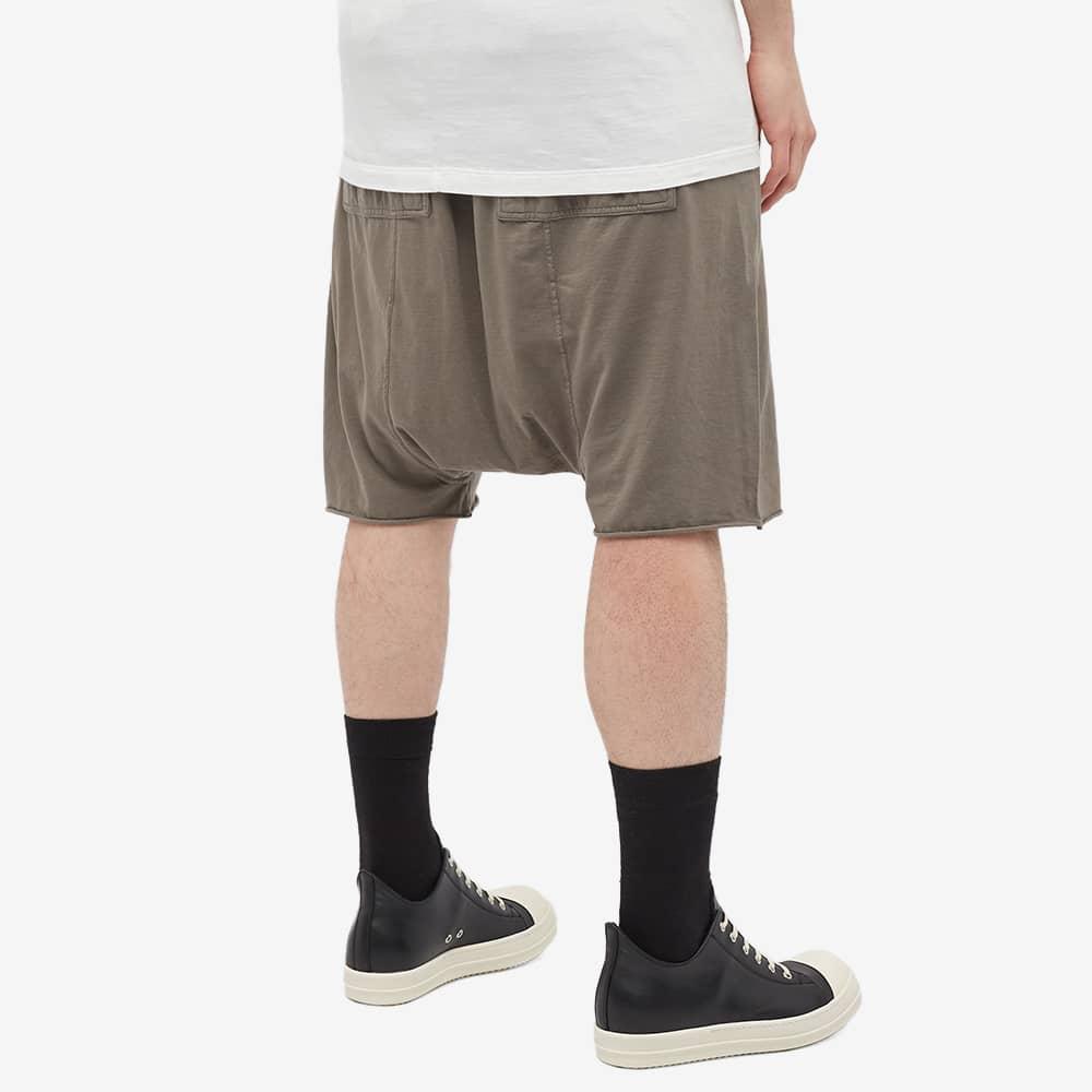 Rick Owens DRKSHDW Lightweight Drawstring Pods Shorts - Dust