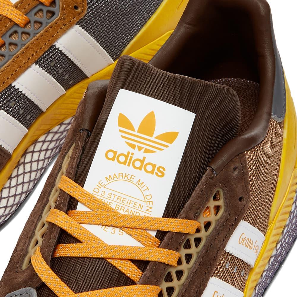 Adidas x Human Made Questar - Future White & Green