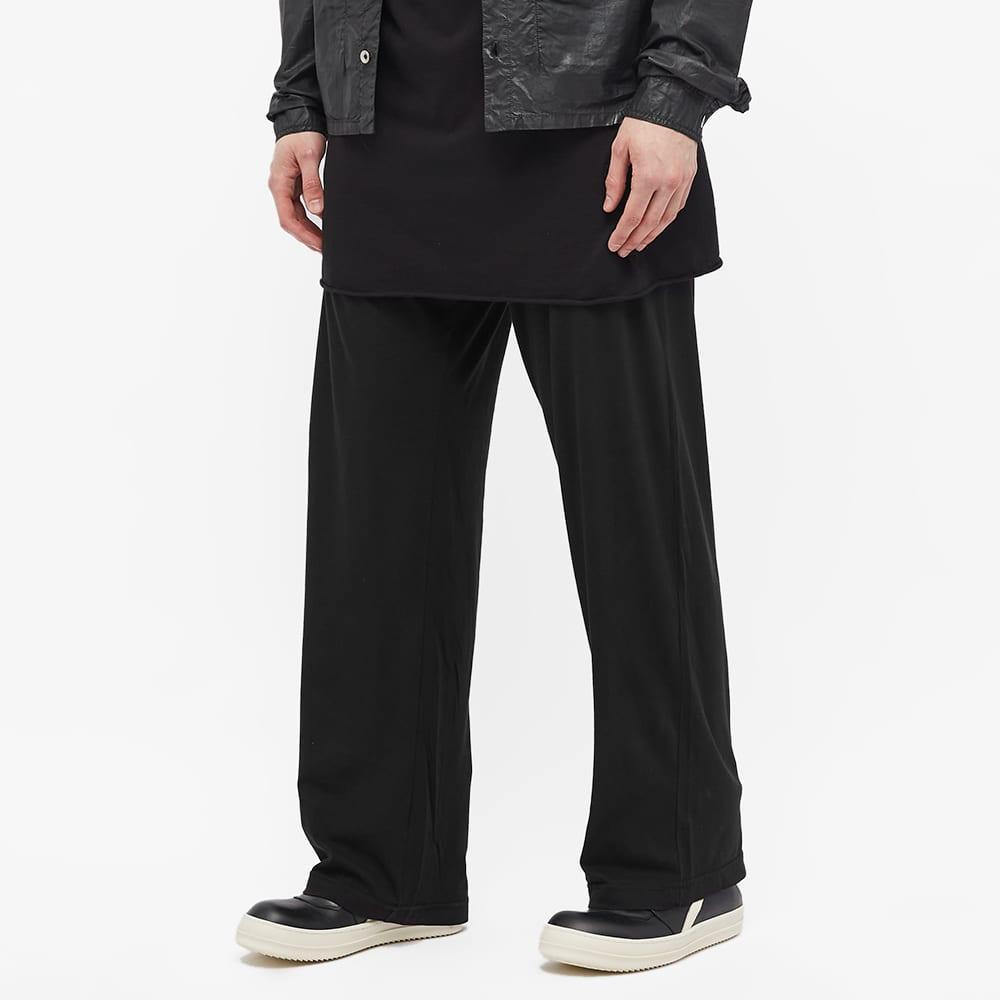 Rick Owens DRKSHDW Lightweight Drawstring Long Pants - Black