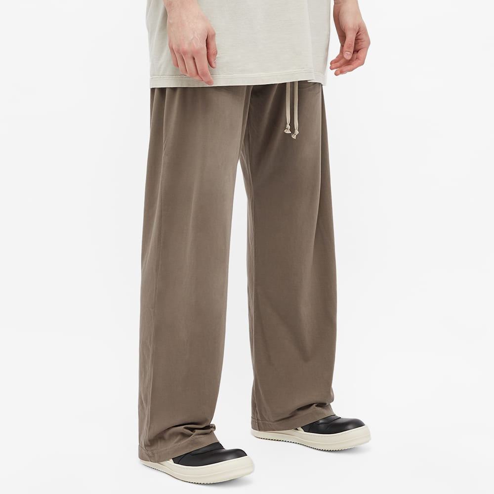 Rick Owens DRKSHDW Lightweight Drawstring Long Pants - Dust
