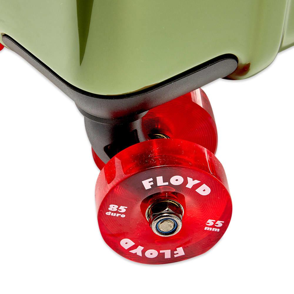 Floyd Check-In Luggage - Vegas Green