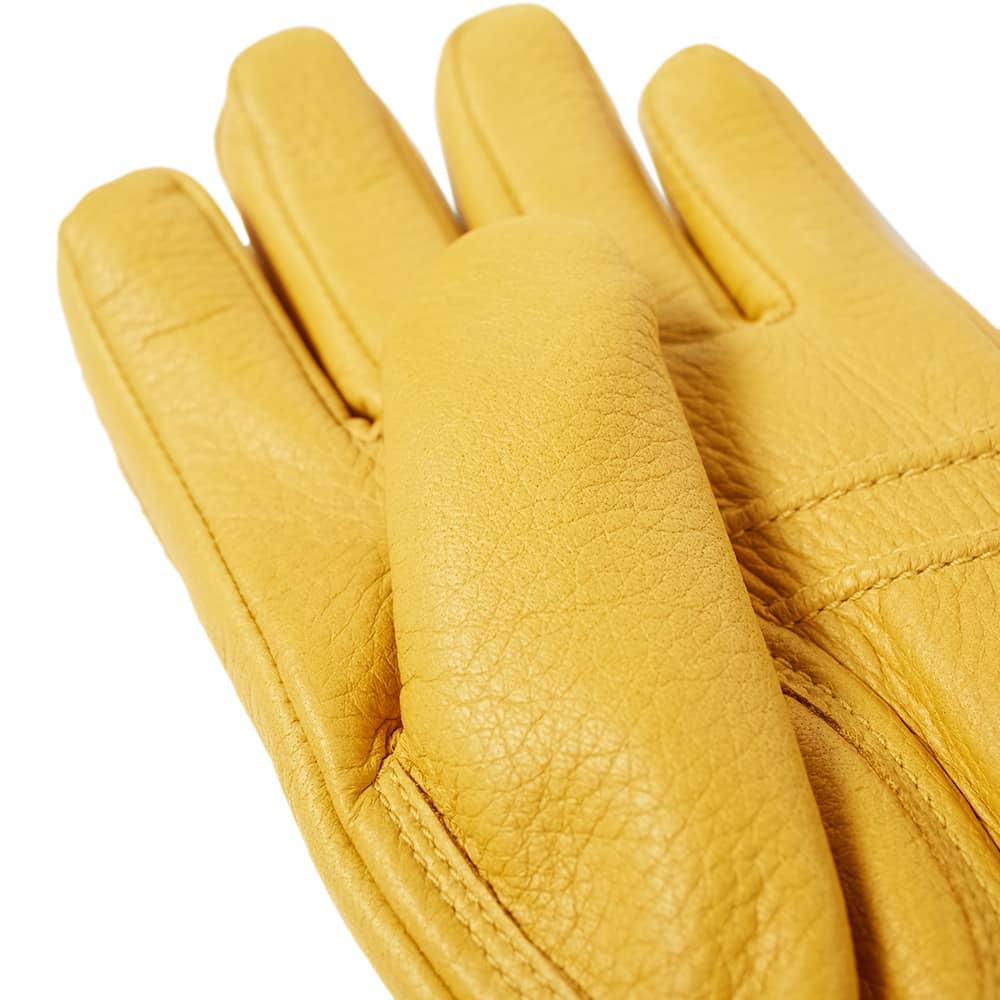 Hestra Elk Utsjö Glove - Natural Yellow