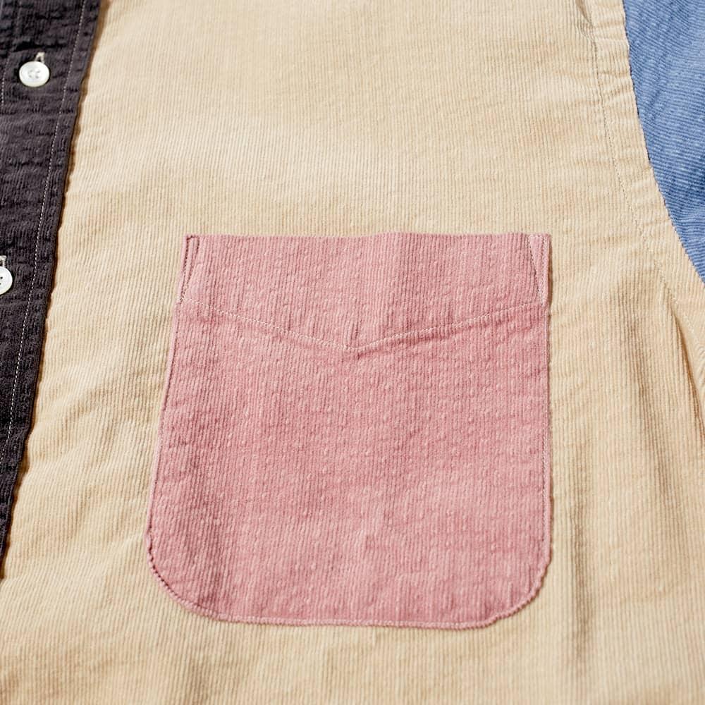 Beams Plus Crazy Cord Shirt - Light