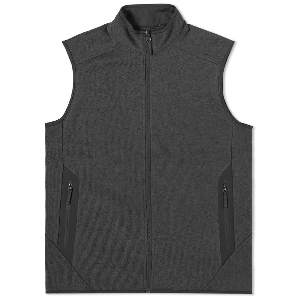 Arc'teryx Covert Vest - Black Heather