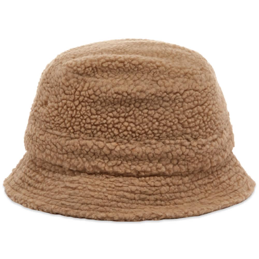 Universal Works Fleece Bucket Hat - Light Sand