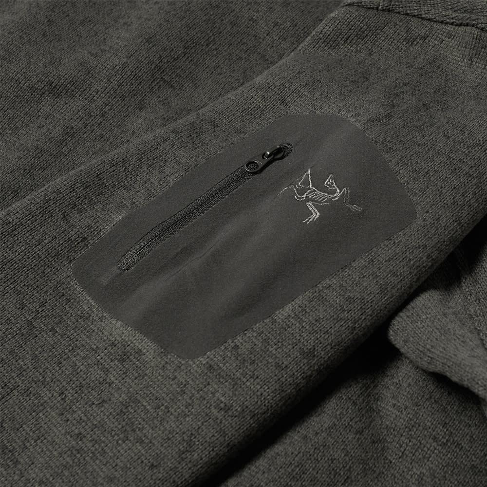 Arc'teryx Covert 1/2 Zip Fleece - Moonshadow Heather