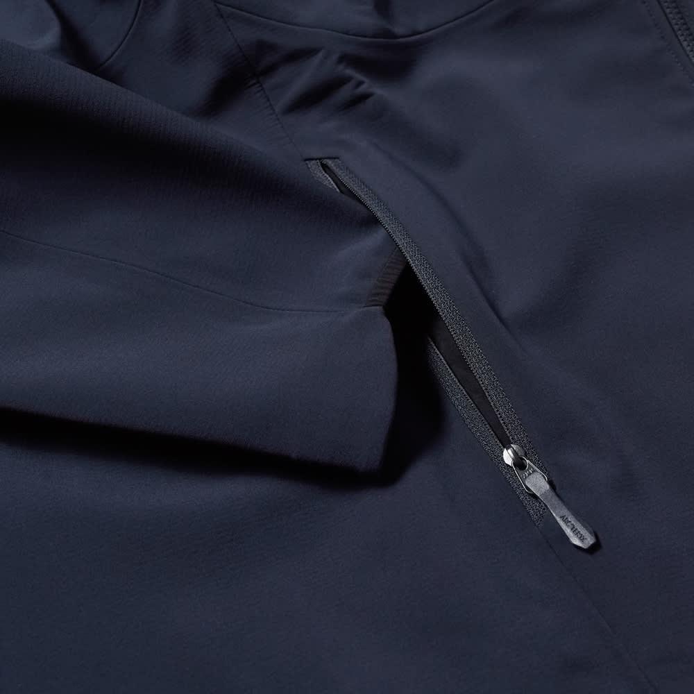 Arc'teryx Gamma MX Hooded Softshell Jacket - Kingfisher