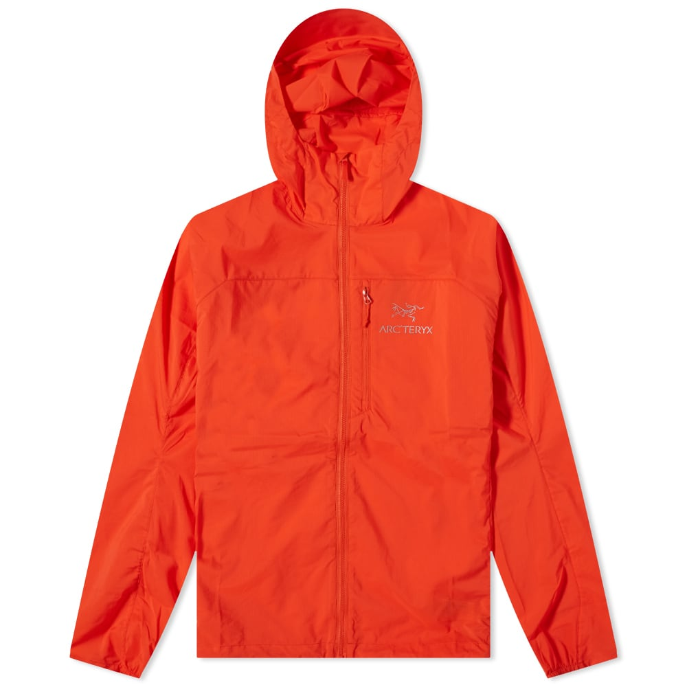 Arc'teryx Squamish Packable Hooded Jacket - Hyperspace