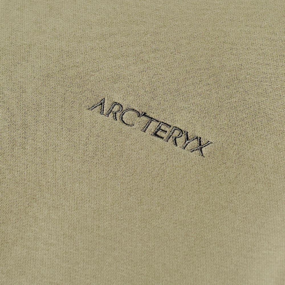 Arc'teryx Word Emblem Crew Sweat - Distortion