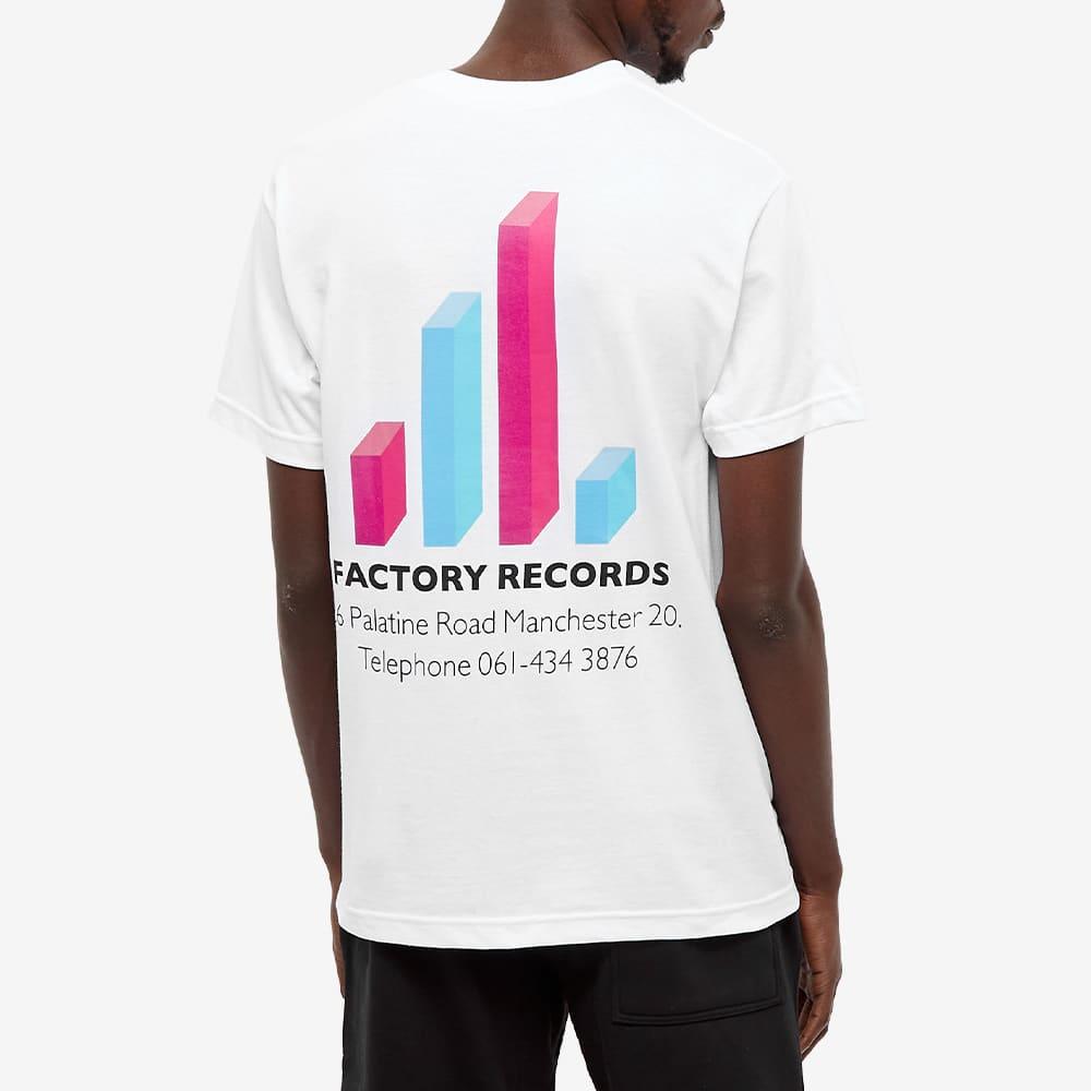 PLEASURES x New Order Factory Tee - White