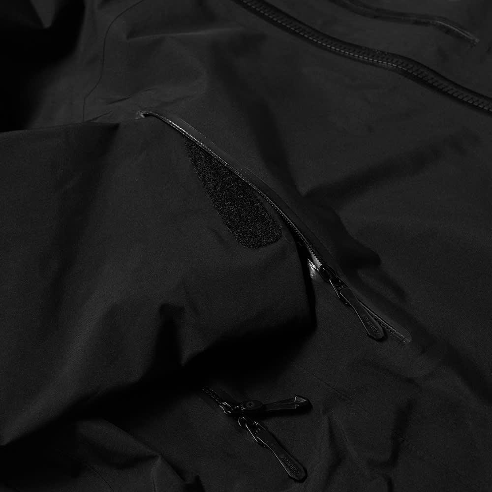 Arc'teryx Beta SV 3L Gore-Tex Jacket - Black