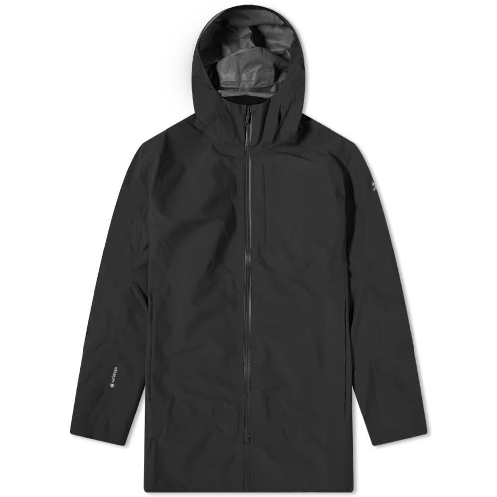 Arc'teryx Sawyer 3L Gore-Tex Coat - Black