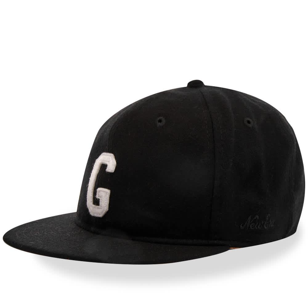 Fear of God New Era Grays Cap - Home Black