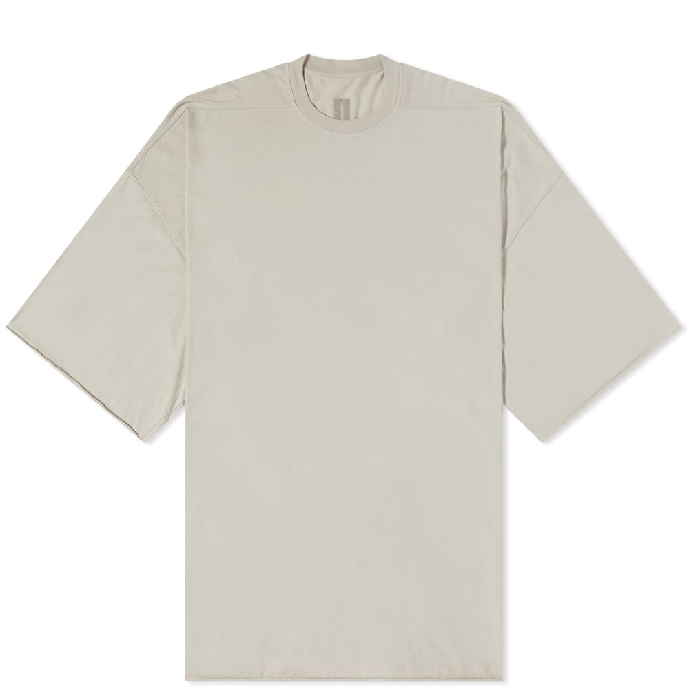 Rick Owens Tommy Oversized Tee - Pearl