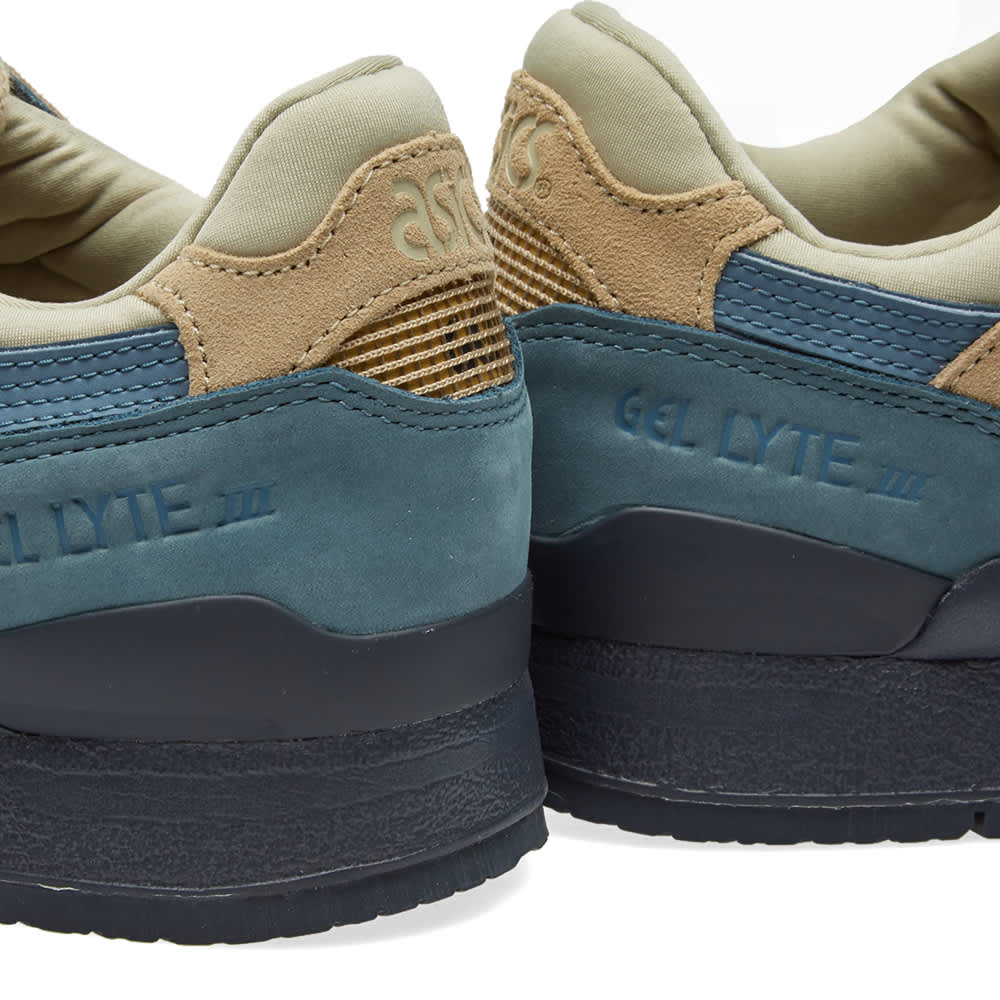 Asics Gel Lyte III Blue Mirage | END.