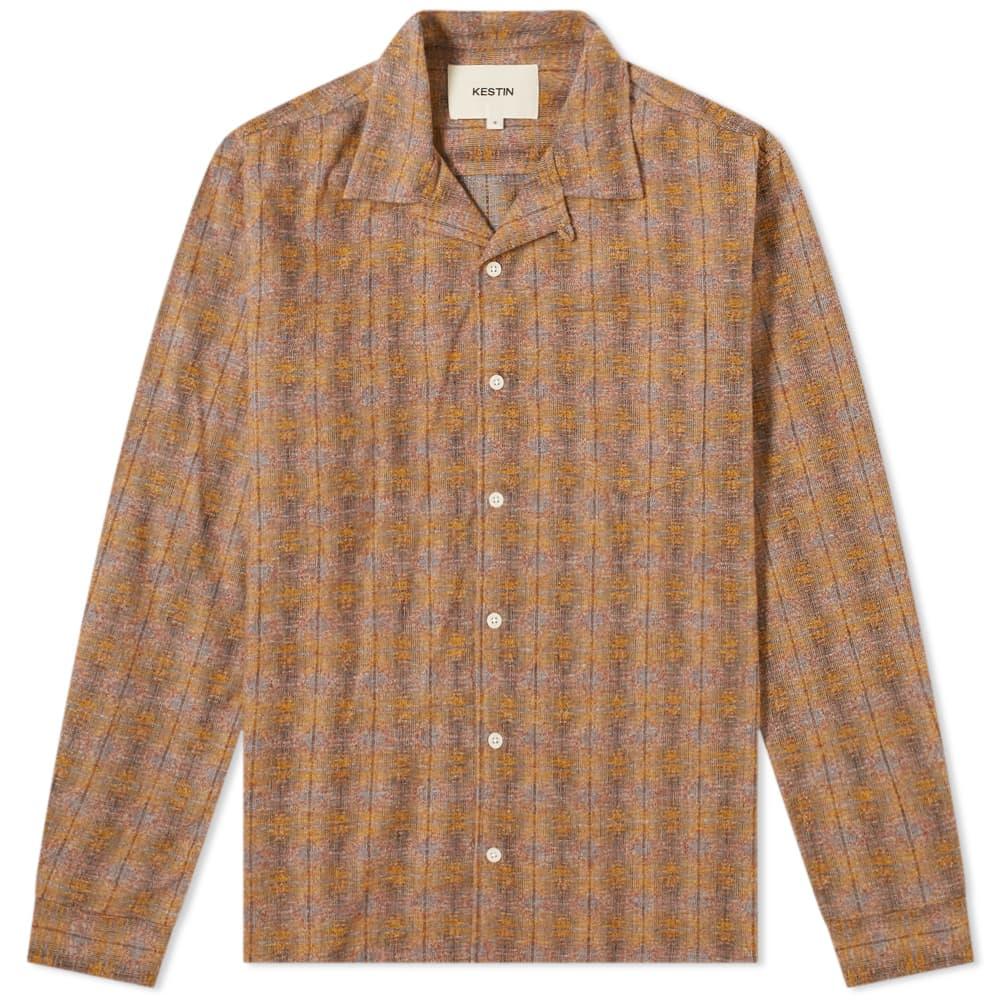 Kestin Tain Shirt - Copper