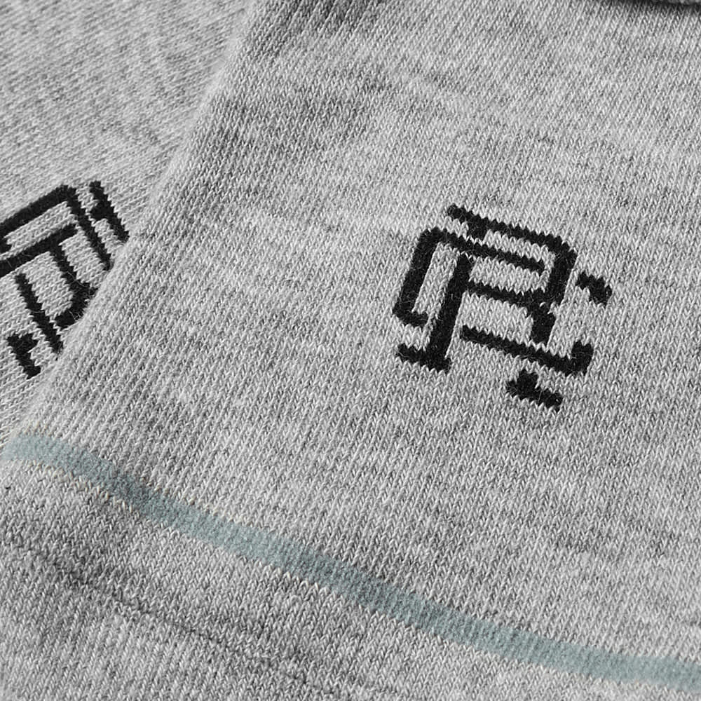 Stance x Reigning Champ Invisible Sock - Grey