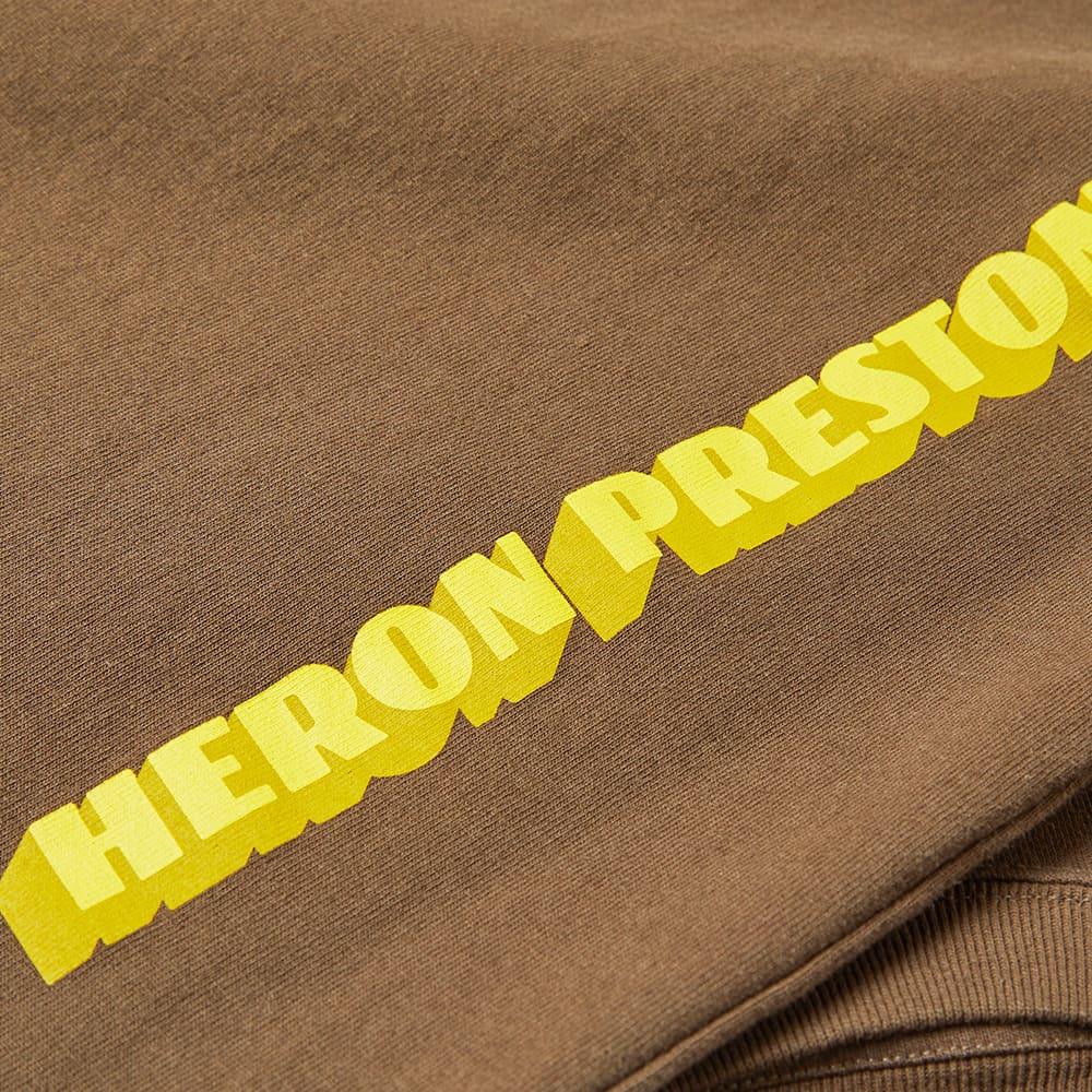 Heron Preston Long Sleeve Reg CTNMB Inc. Tee - Black