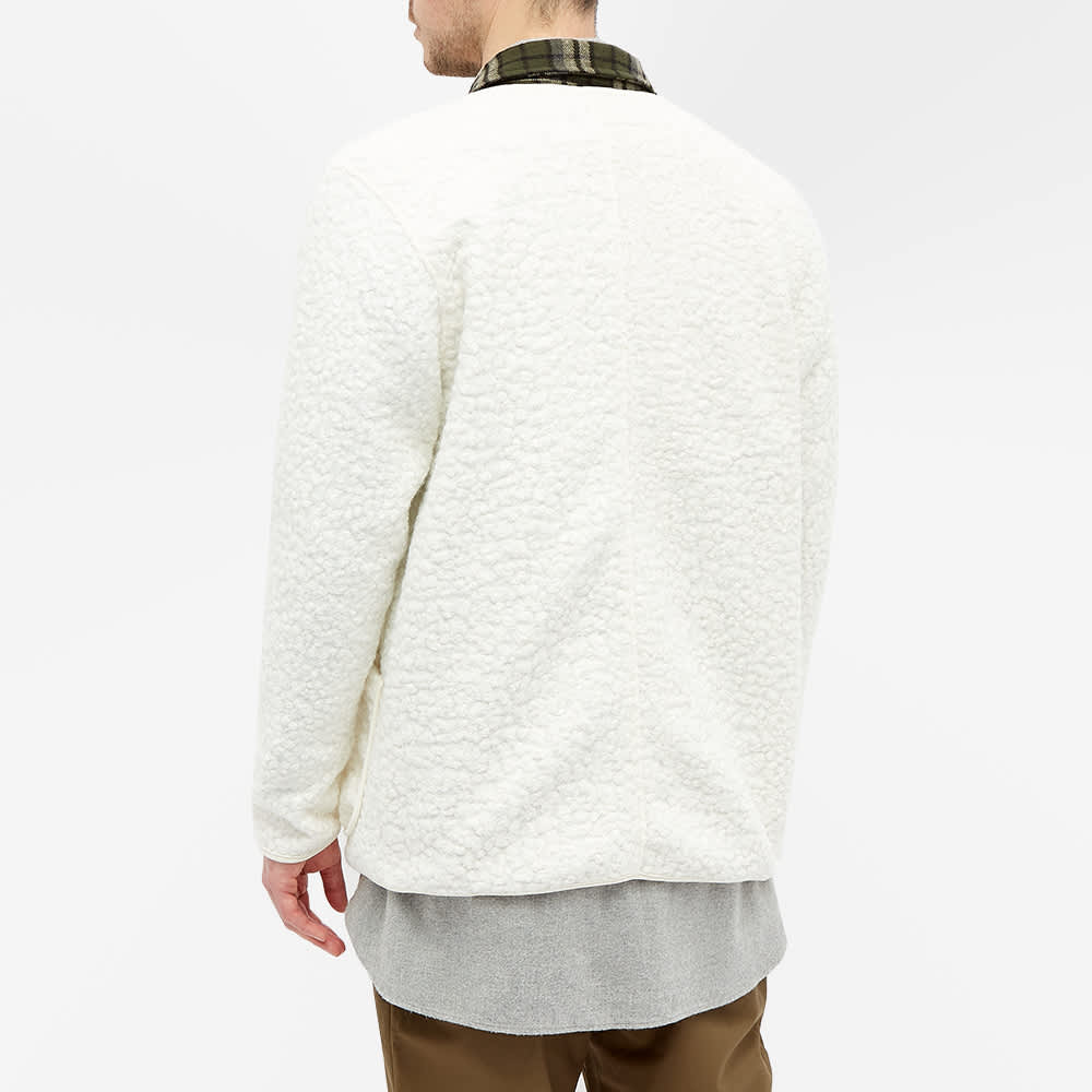 Kestin Neist Fleece - Winter White