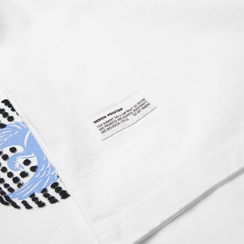 Heron Preston Long Sleeve HP Worldwide Tee - White