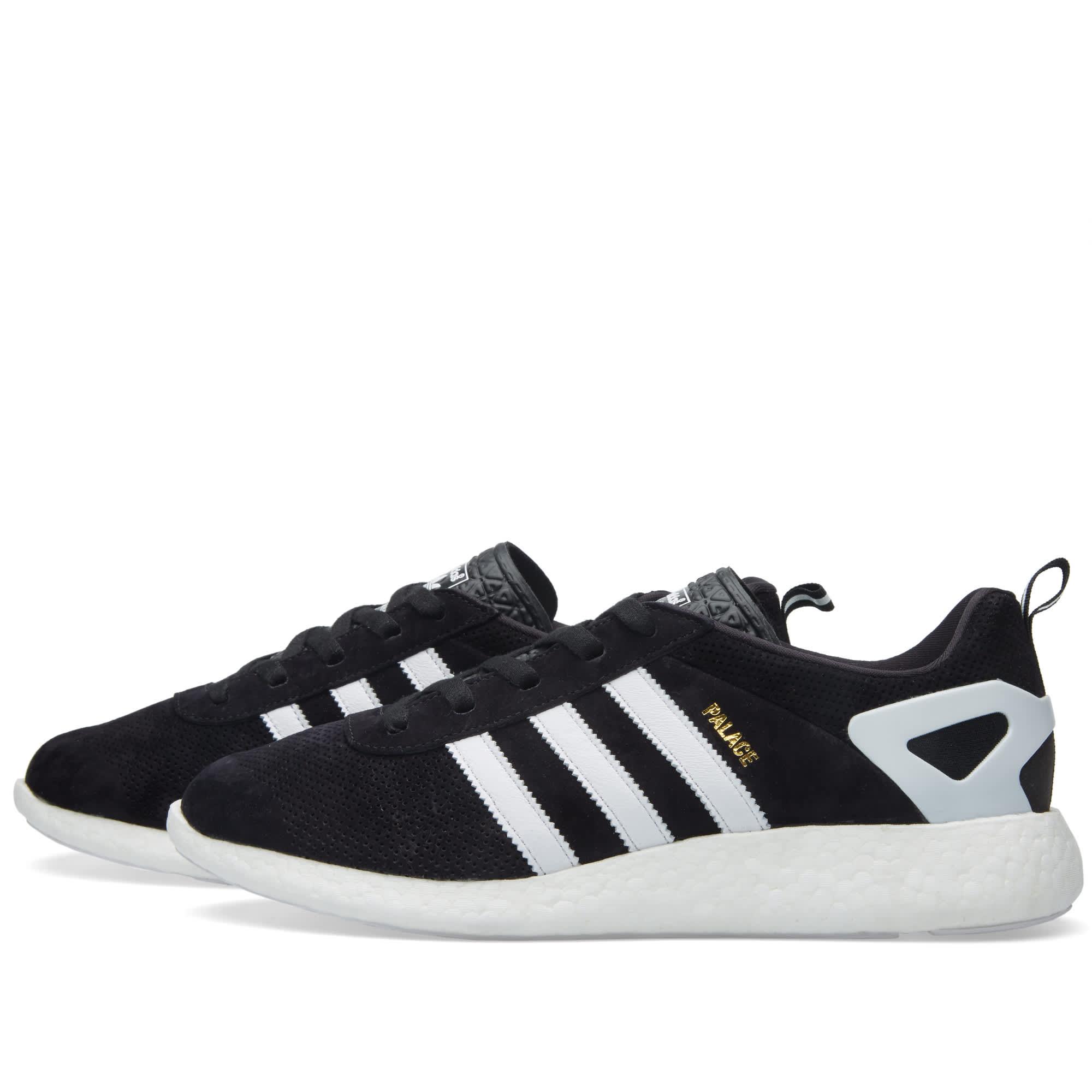 Adidas x Palace Pro Boost Core Black