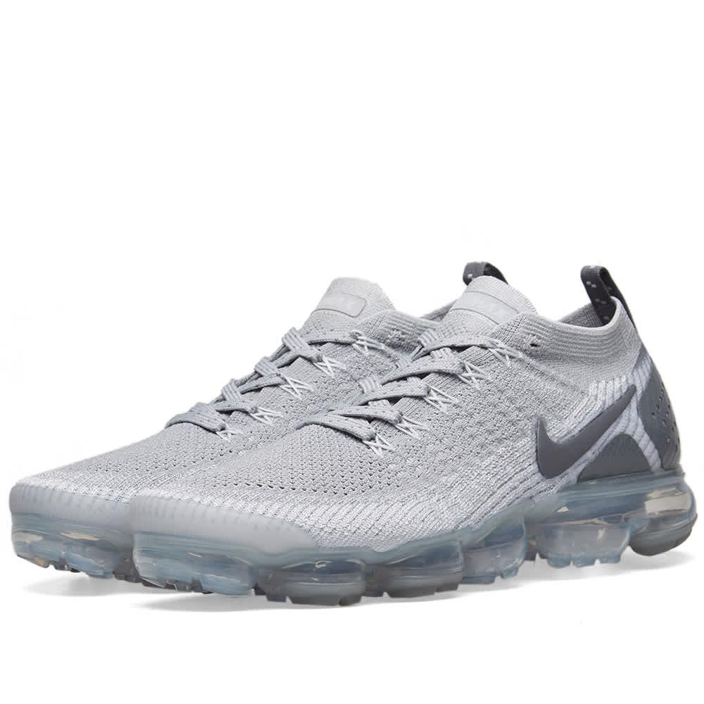Nike Air VaporMax Flyknit 2 Wolf Grey