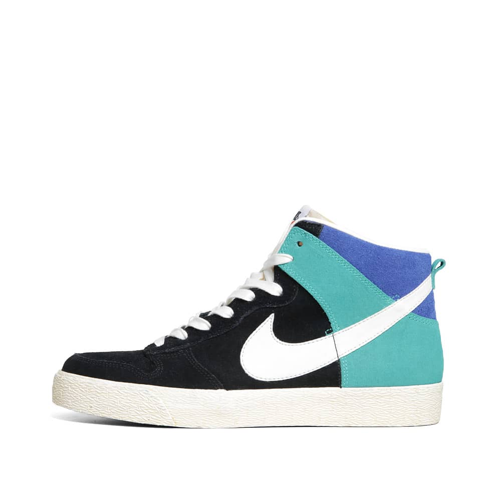 Nike Dunk High AC - Pre Order - Black, Sail & Atomic Teal