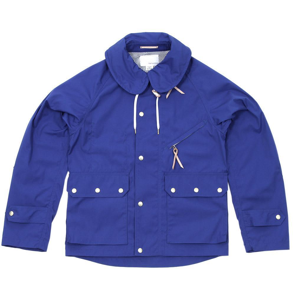 Nanamica 65/35 Cruiser Jacket - Blue