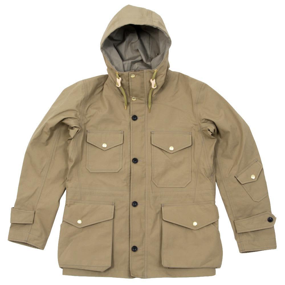Nanamica Gore-Tex Cruiser Jacket - Beige