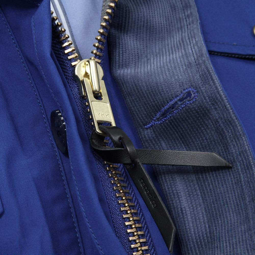 Nanamica Gore-Tex Cruiser Jacket - Royal Blue