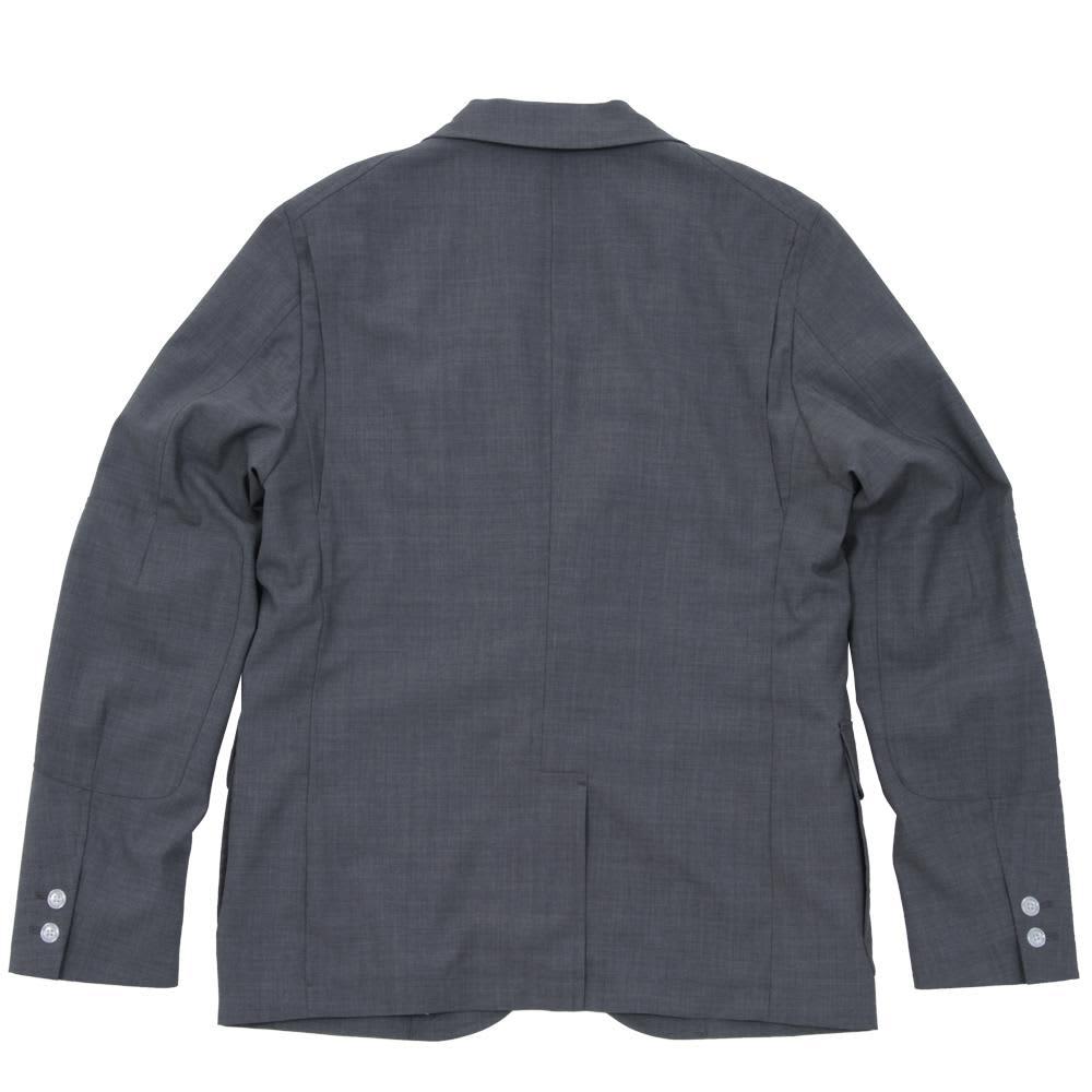 Nanamica Cycling Jacket - Silver Grey