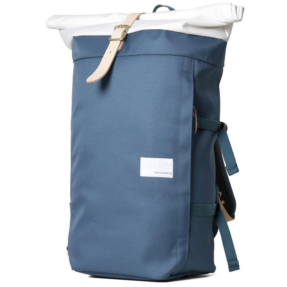 Nanamica Cycling Pack - Gravish Blue