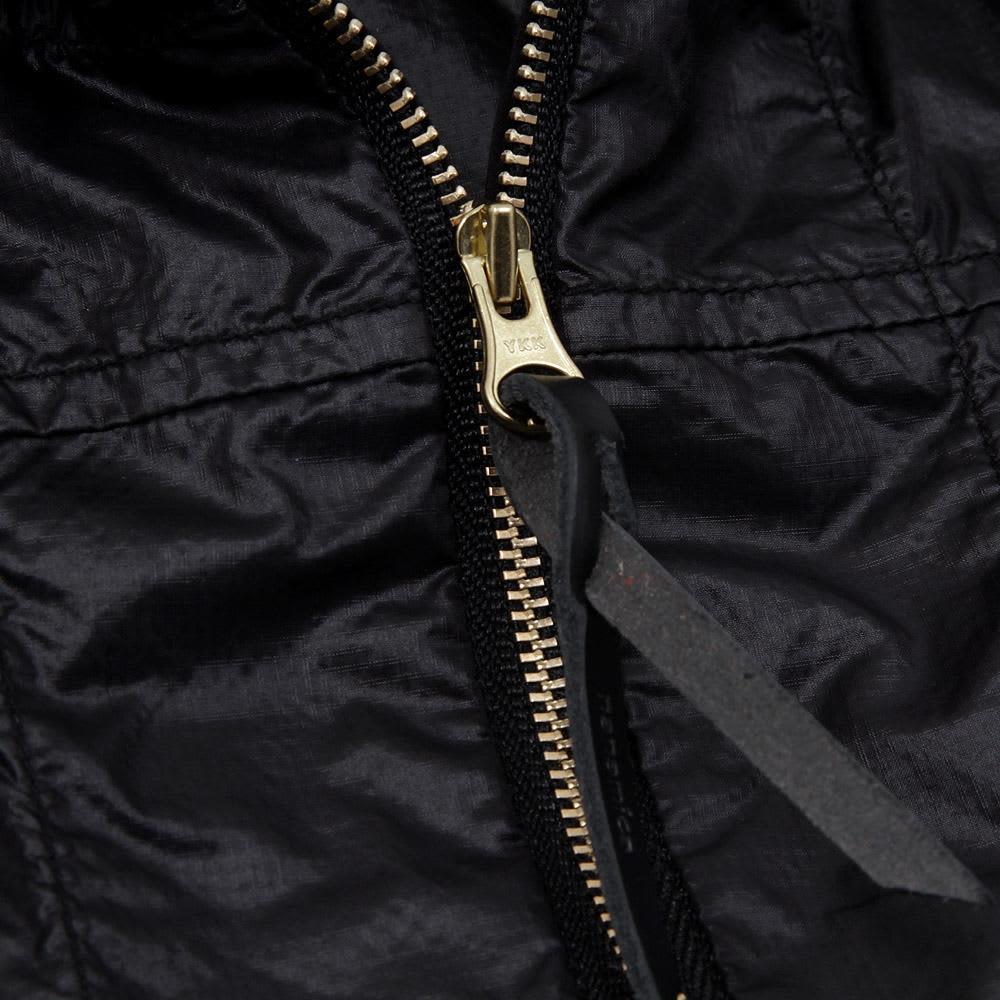 Nanamica Pertex Light Cruiser Jacket - Black