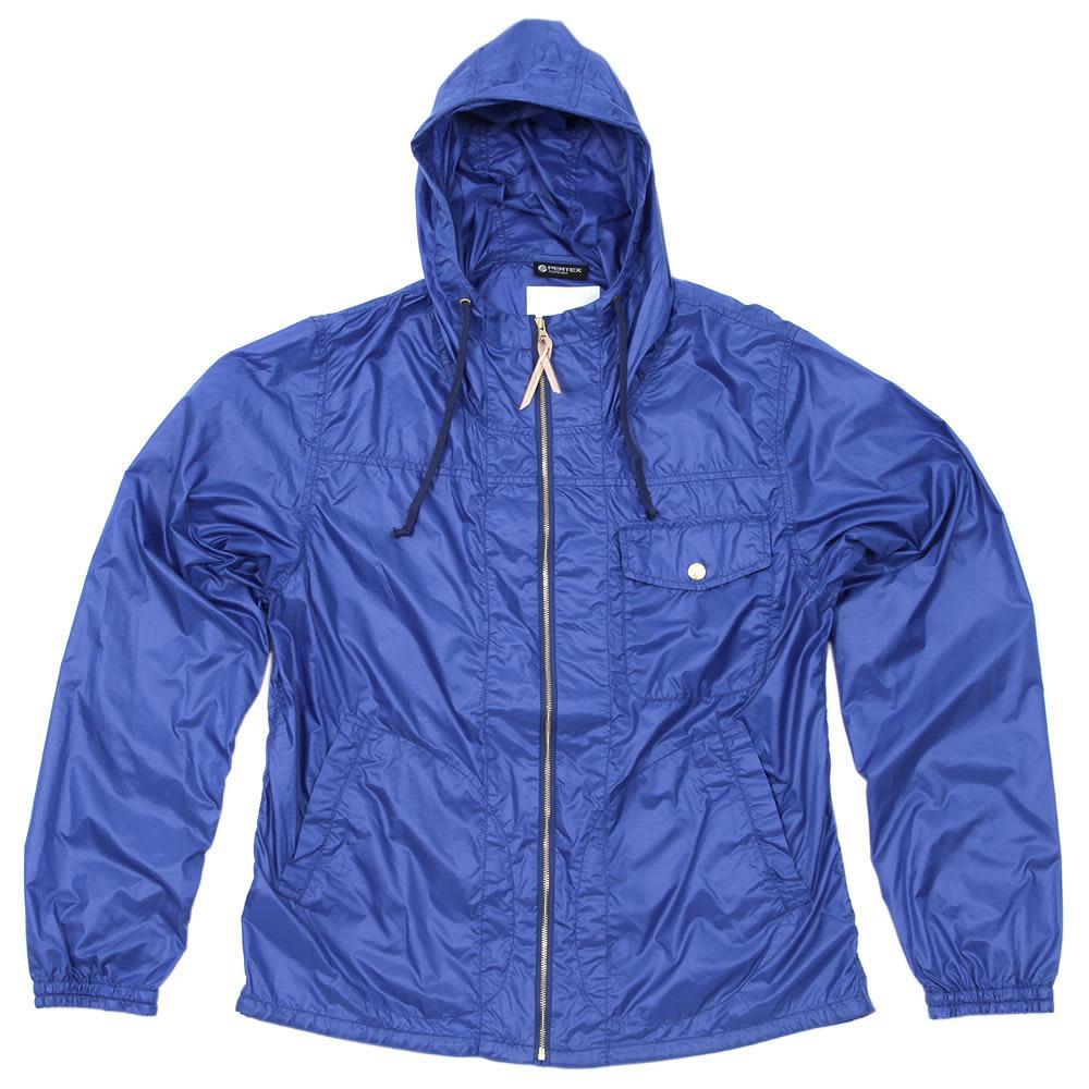 Nanamica Pertex Light Cruiser Jacket - Royal Blue