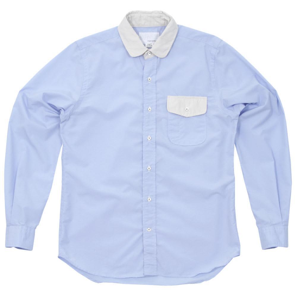 Nanamica Wind Shirt - Light Blue