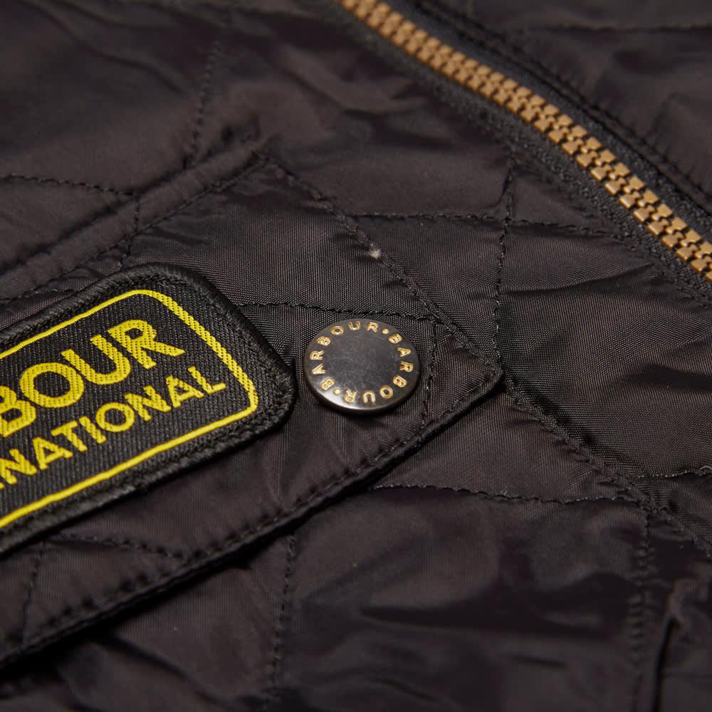 Barbour International Bowmore Jacket - Black