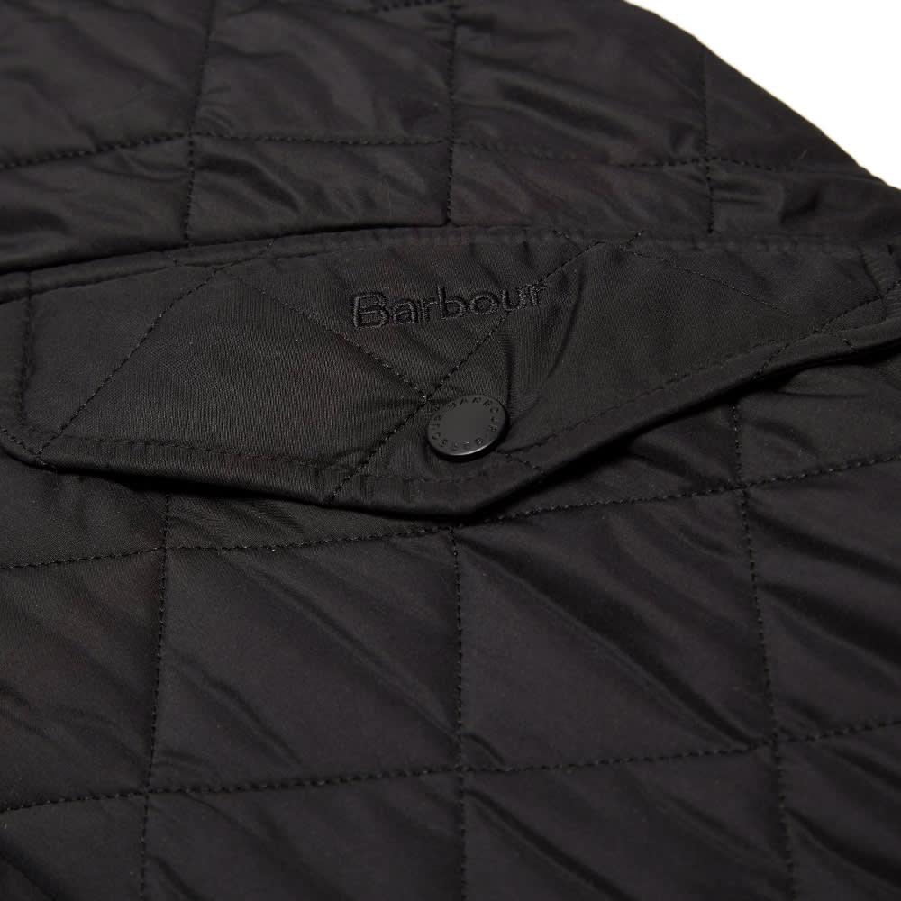 Barbour Chelsea Sportsquilt - Black