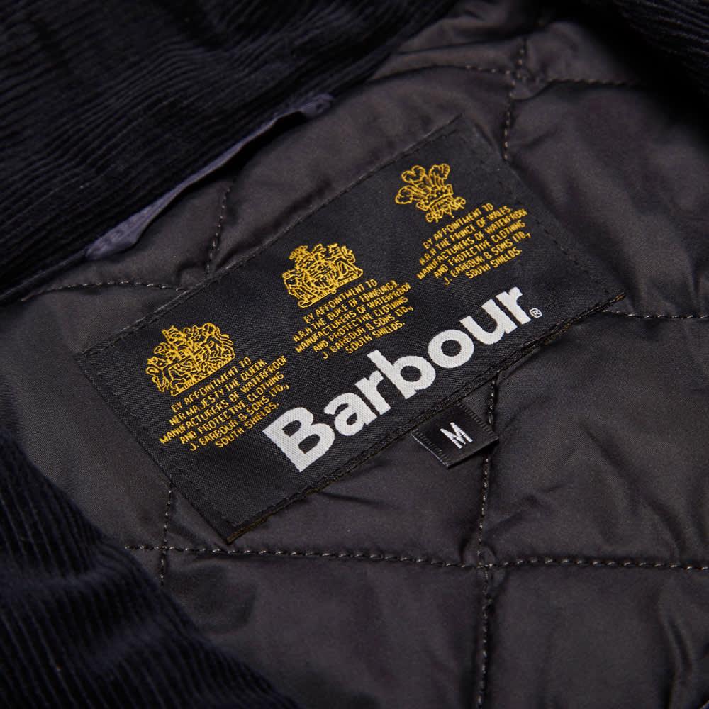 Barbour Chelsea Sportsquilt - Navy