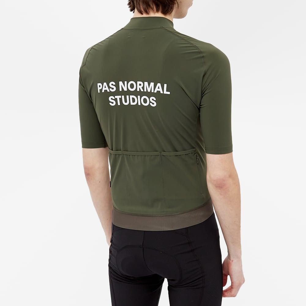 Pas Normal Studios Essential Jersey - Olive