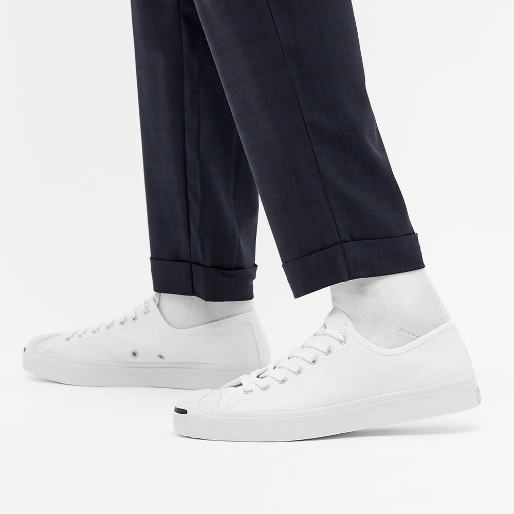 Converse Jack Purcell - White & Black