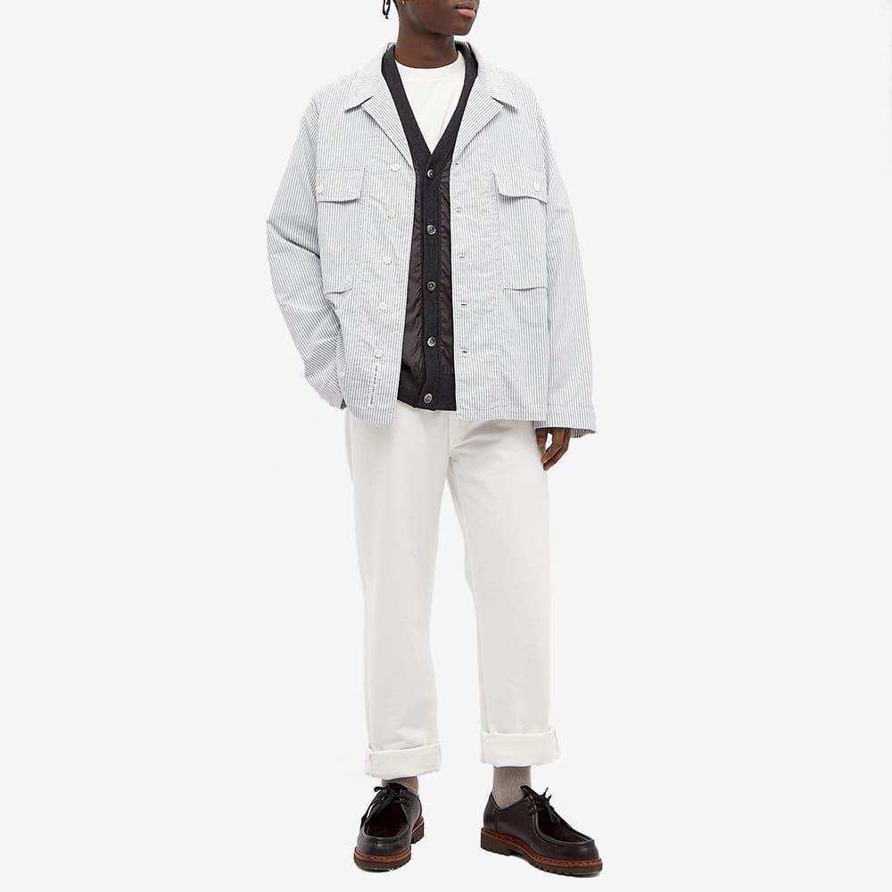 Nanamica Vacation Utility Shirt Jacket - Navy