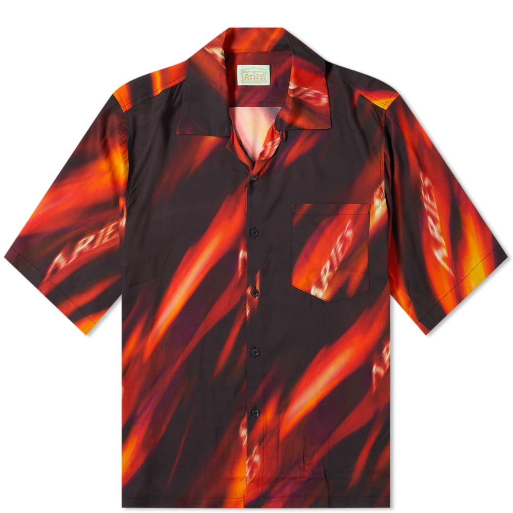 ARIES Fyre Hawaiian Shirt