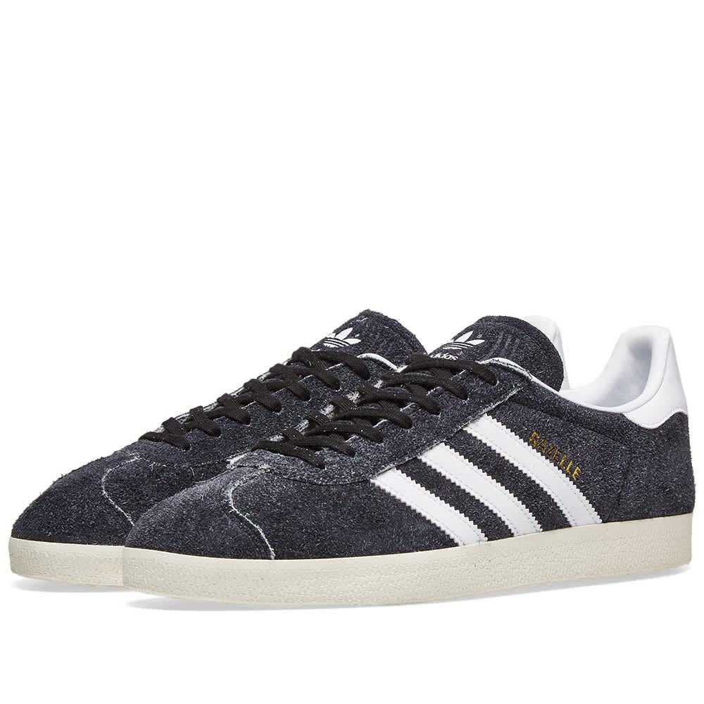 Adidas Gazelle Vintage Core Black