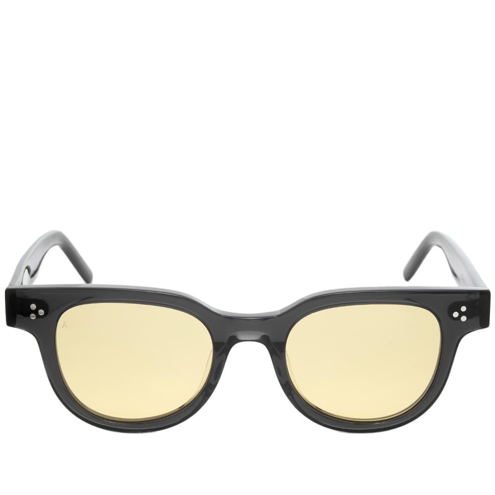 AKILA Legacy Sunglasses - Black & Yellow