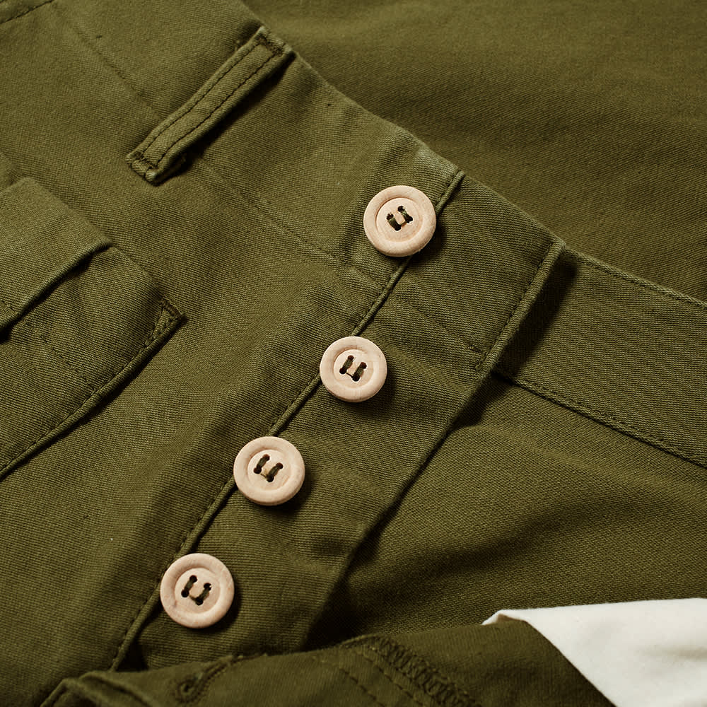 Bleu de Paname 10 Yeas Short - Military Khaki
