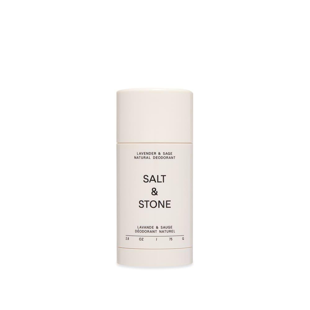 Salt & Stone Lavender & Sage Natural Deodorant - 75G
