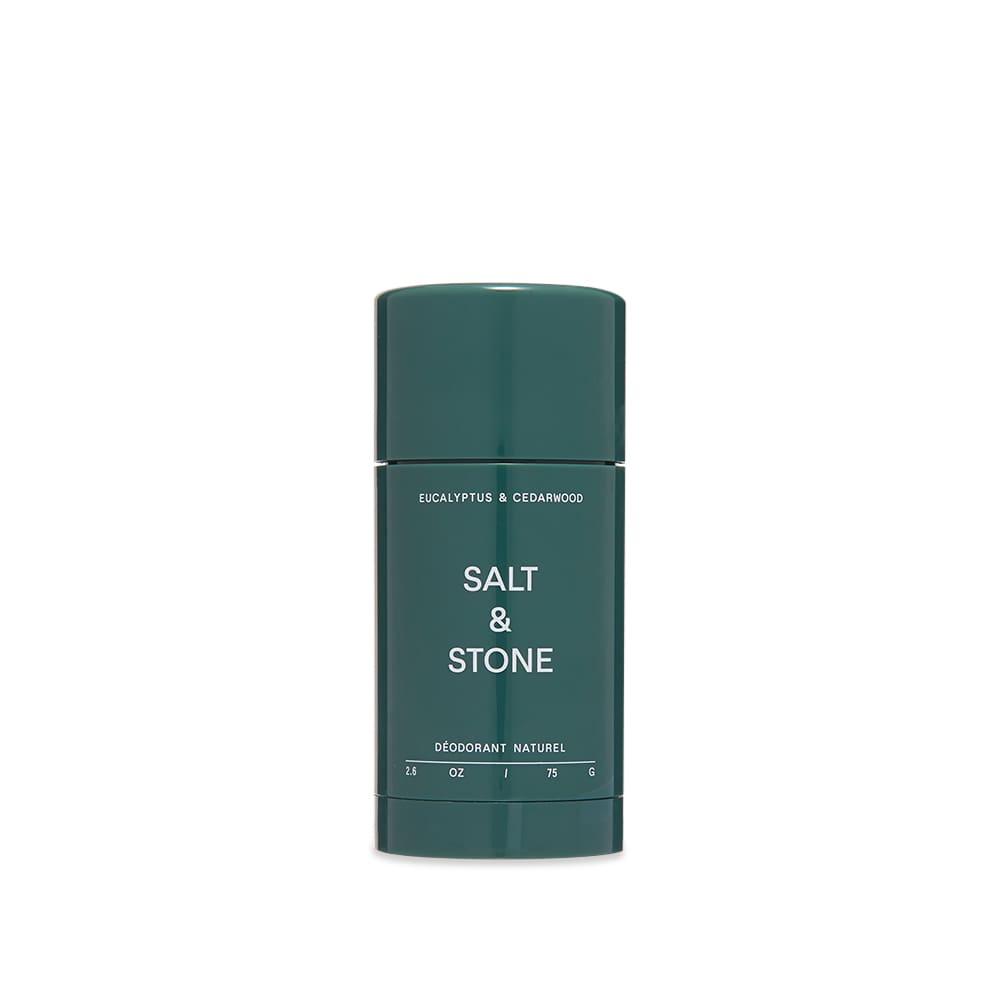 Salt & Stone Eucalyptus & Cedarwood Natural Deodorant - 75G