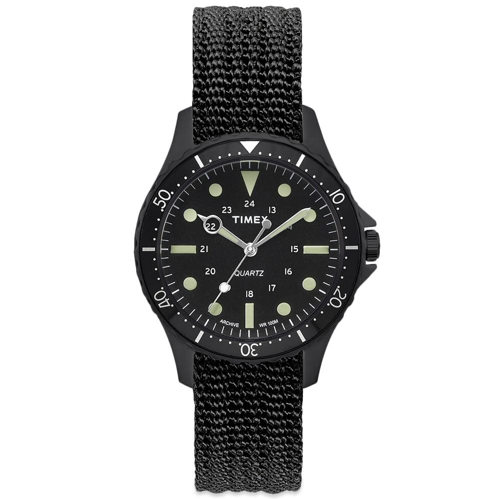 Timex Archive Navi Harbour Watch - Black