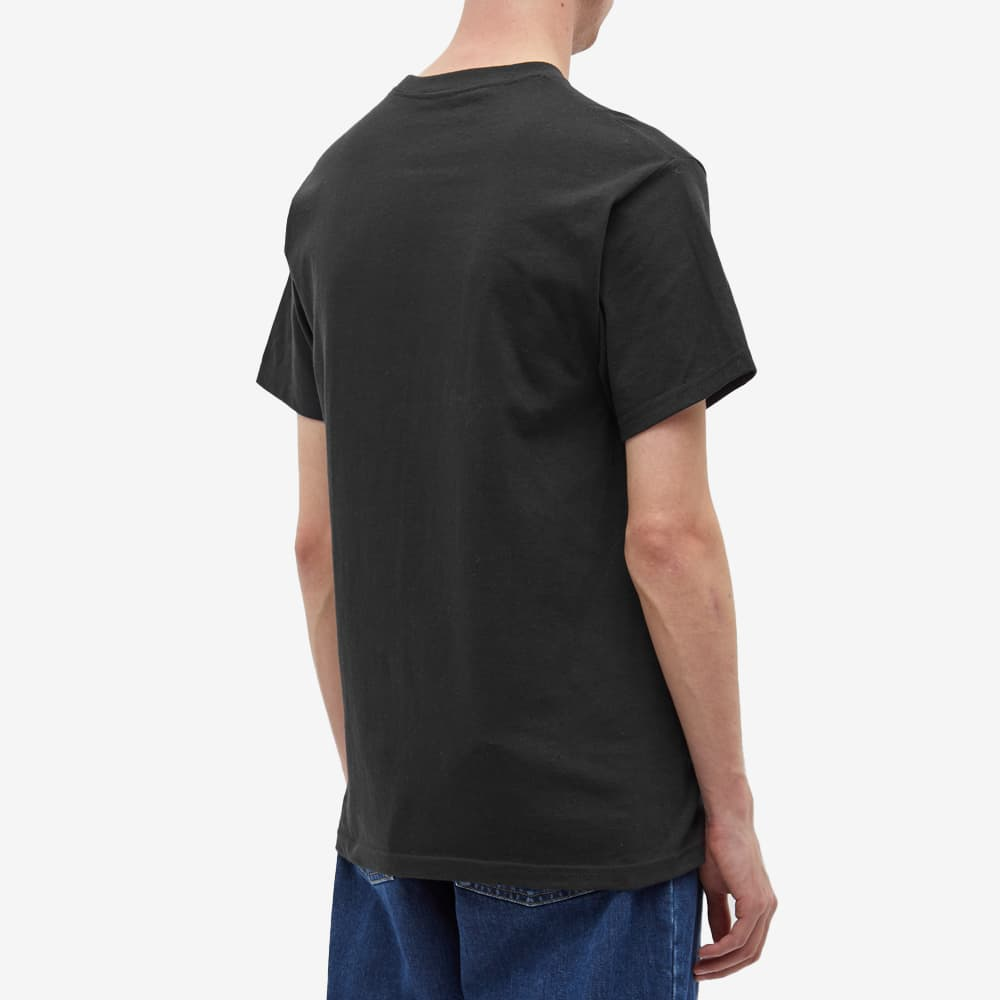 Fucking Awesome Helicopter Tee - Black