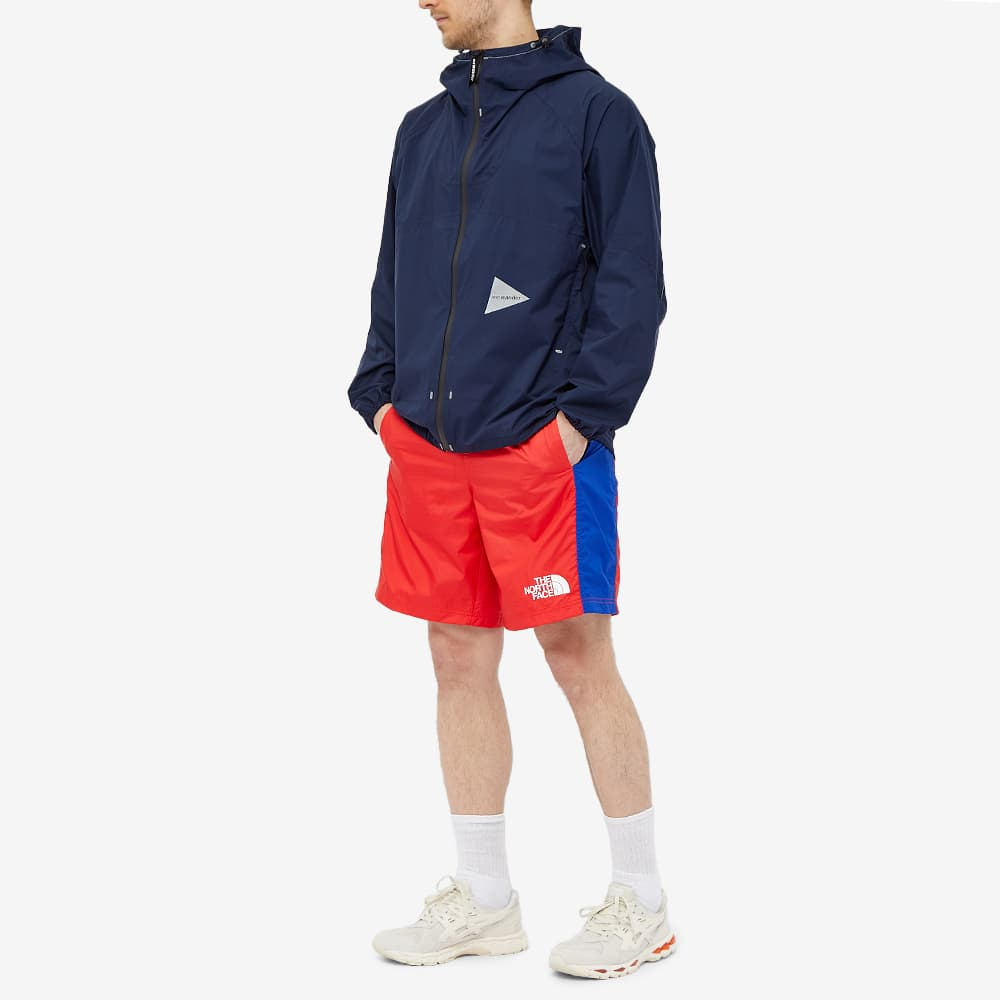 The North Face Hydrenaline Wind Short - Horizon Red & Blue